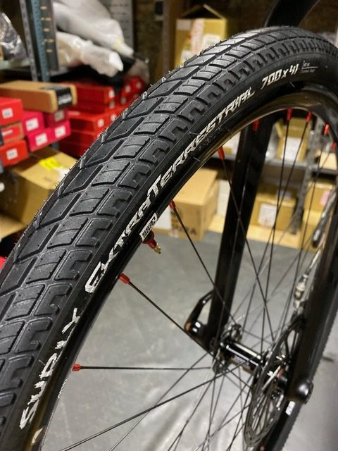 Surly Extraterrestial Tyre